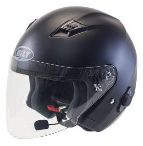 Custom Bilt Techno Bluetooth Helmet
