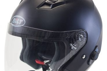 Custom Bilt Techno Bluetooth Helmet