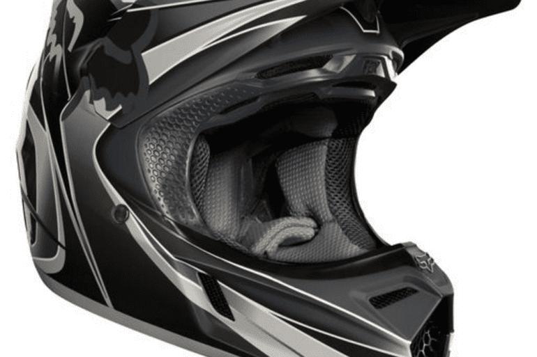 Fox Racing V3 Kustm Helmet