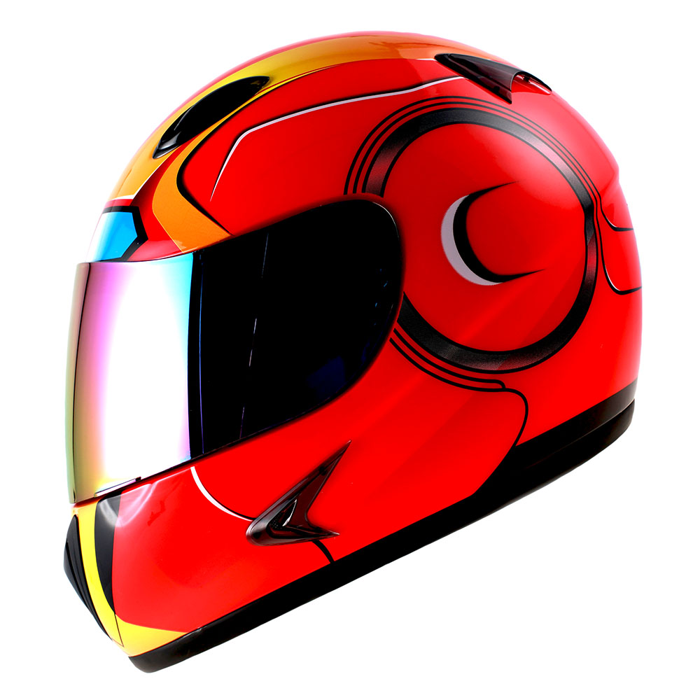 BMX MX Youth Kids Full Face Helmet