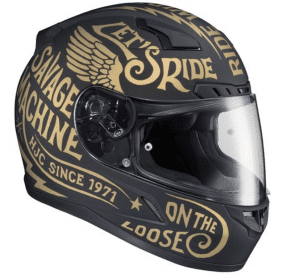 HJC CL-17 Rebel Helmet