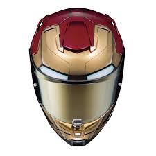 HJC RPHA 70 ST Iron Man Motorcycle Helmet