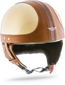 MOTO · D22 Vintage Motorcycle Helmet
