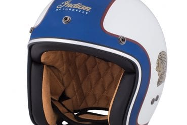 Scout Indian Open Face Helmet
