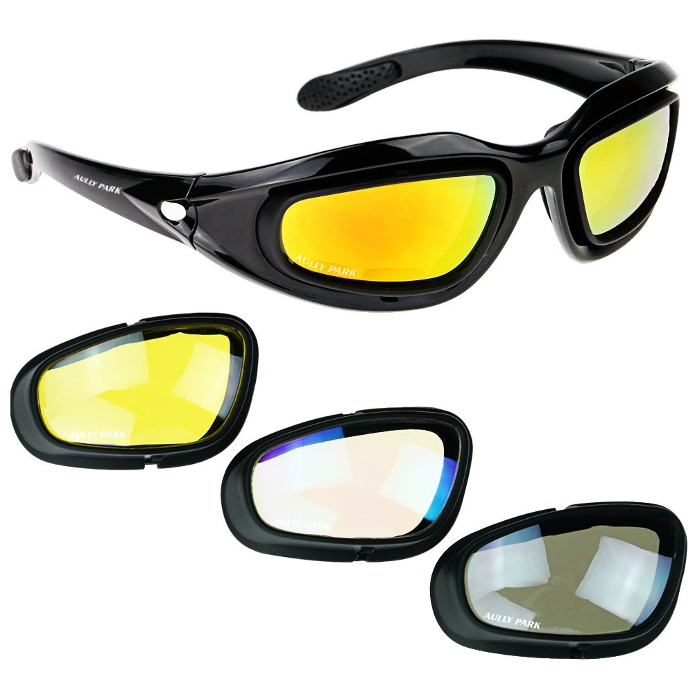 Polarized Motorcycle Riding Glasses