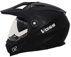 601 D2 Dual Sport Helmet