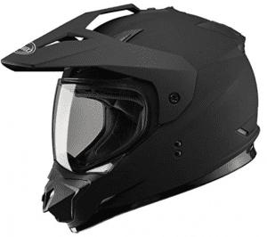 G5115075 Dual Sport Solid Helmet