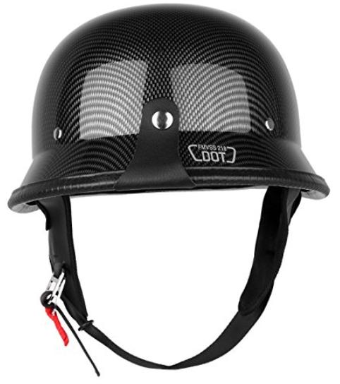 Half Helmet DOT