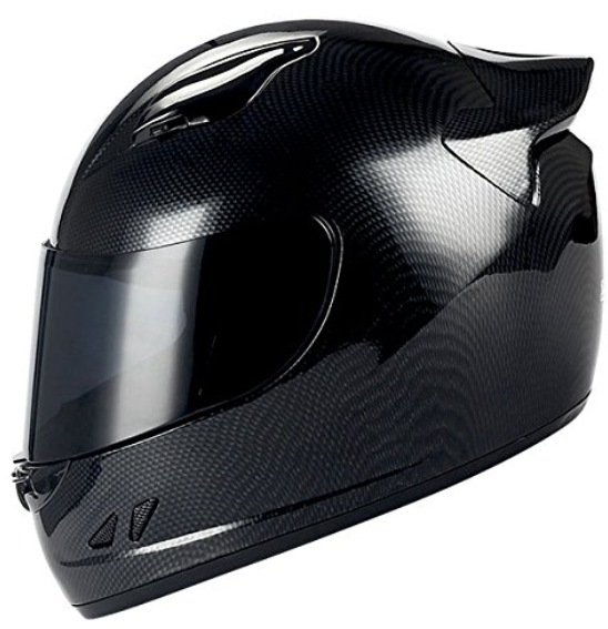 MOTORCYCLE BIKE FULL FACE HELMET