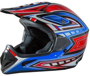SH-OR3015 Graphic Off-Road Helmet