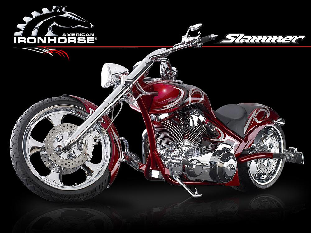 Slammer built by American Ironhorse of U S A