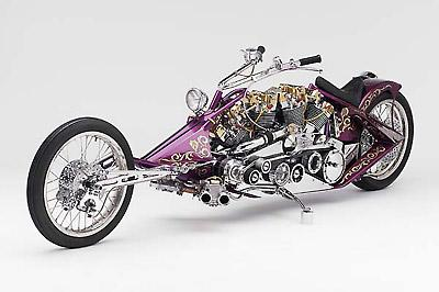 Two 2 Bad Built By Arlen Ness Of U S A