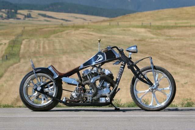 Bobzilla Built By Choppers Inc Of U S A