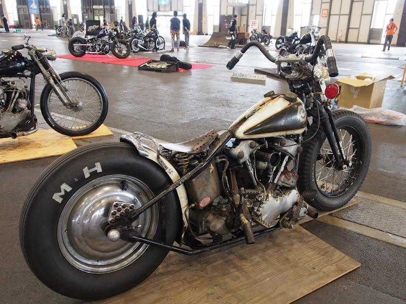 Aomori Speed & Custom built by Garage Built Bikes of Japan