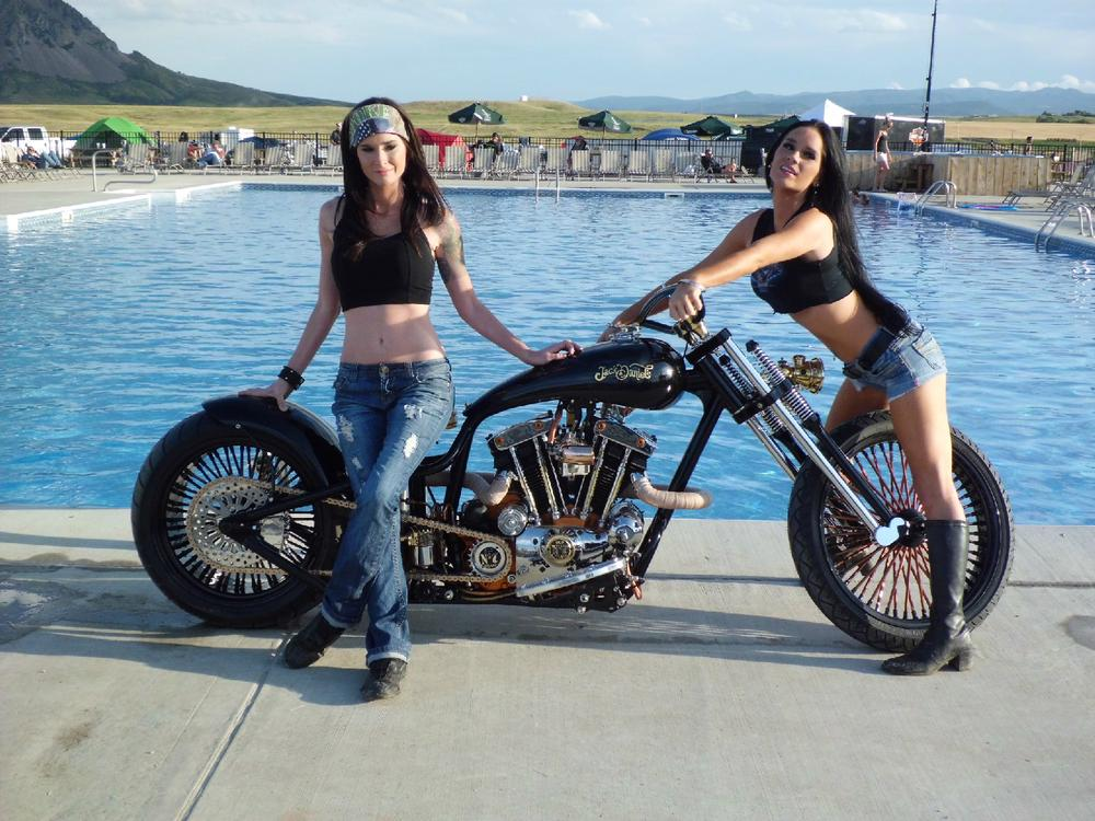 Gt Whiskey Bent Built By Hoosier Daddy Choppers Of U S A