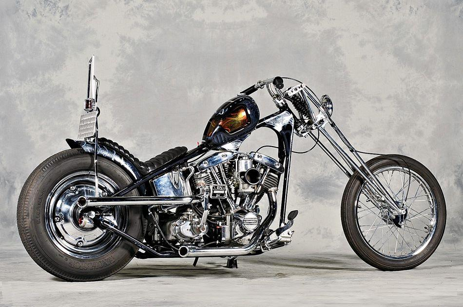 In Out Chop Built By Hot Chop Speed Shop Of Japan