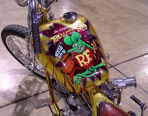 rat fink tribute built by indian larry legacy of u s a