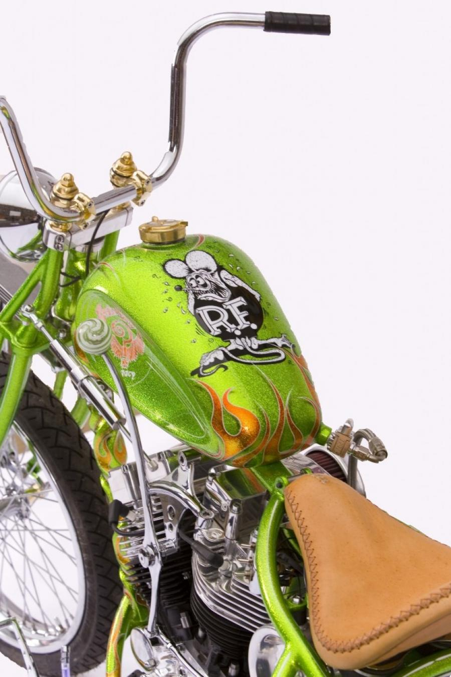 wild thing built by indian larry legacy of u s a