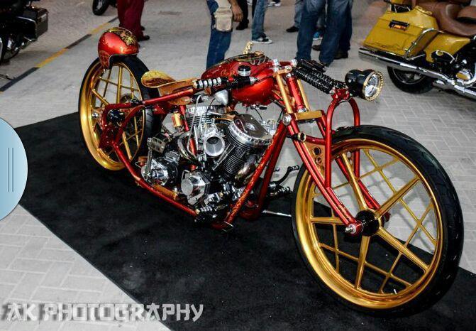 Haider Koohzad Bike Specifications Malibu Motorcycle Works