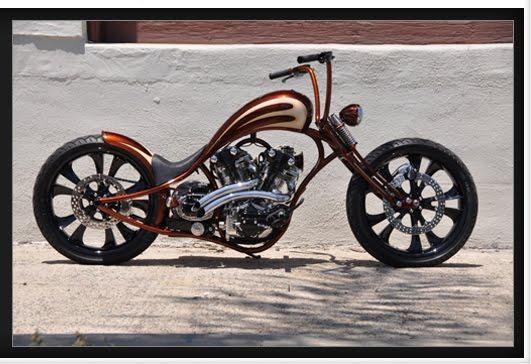 Knuckle Built By Matt Hotch Designs Of Usa