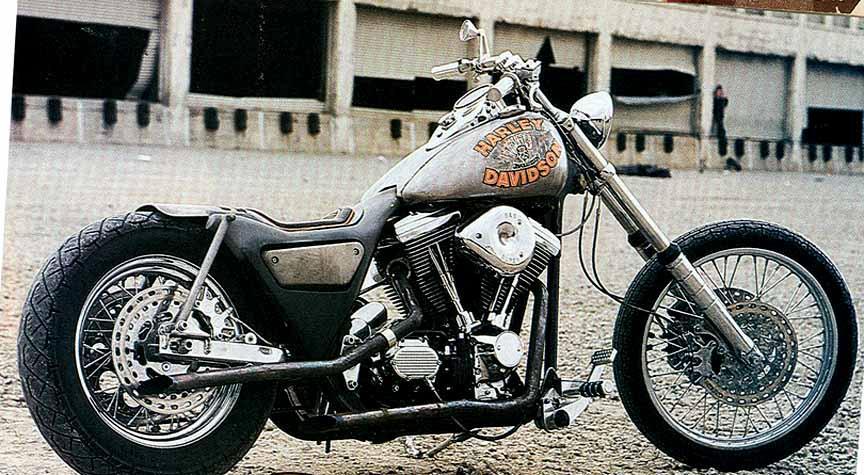Harley Davidson Und Der Marlboro Man