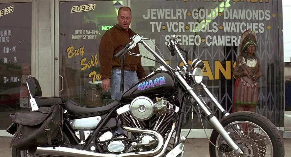 Movie Bikes Zed S Chopper Grace Full