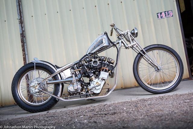 Solomon Special Built By Rkb Kustom Speed Rick Bray Of U