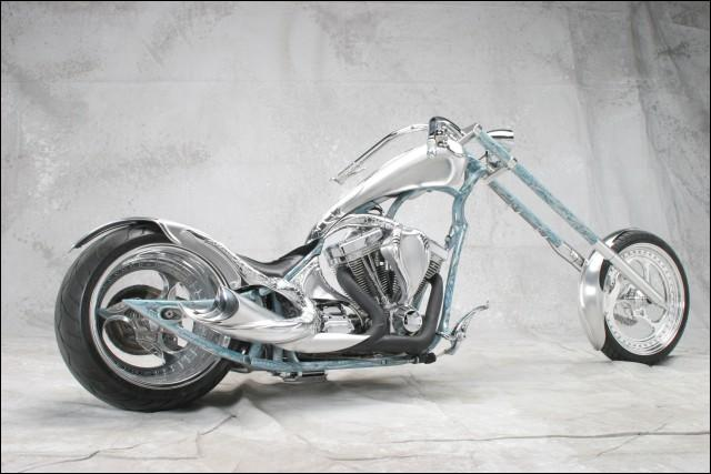 Acid Monster Built By Scotty S Choppers Of Australia