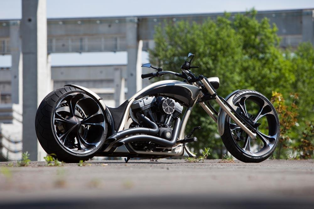 25th Anniversary Built By Thunderbike Harley Davidson Of Germany