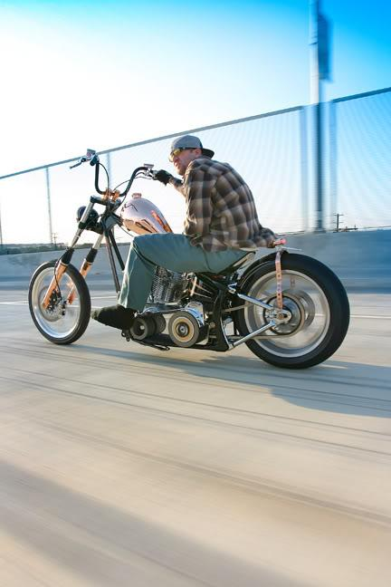 50'S COPPER HARDTAIL West Coast Choppers – WCC