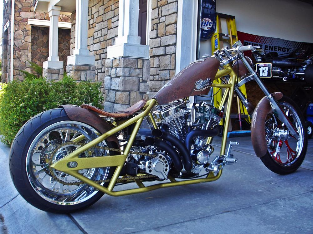 coors dominator built by west coast choppers wcc of u s a. Black Bedroom Furniture Sets. Home Design Ideas