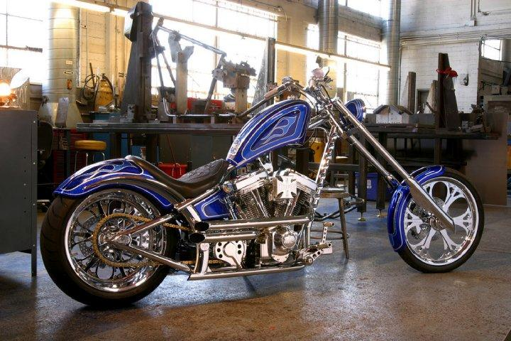 El Diablo Ii Electric Wizard Built By West Coast Choppers