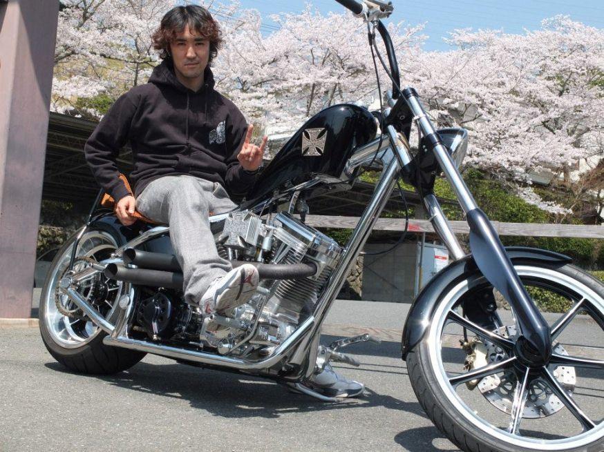 Keanu Reeves El Diablo Built By West Coast Choppers Wcc