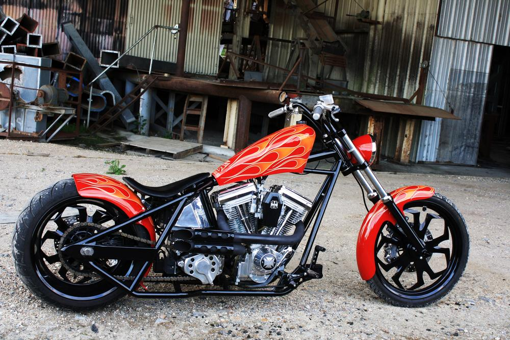 MAC Tools Doninator built by West Coast Choppers - WCC of ...