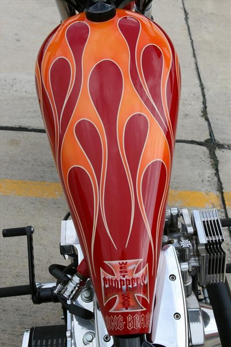 Mac Tools Doninator Built By West Coast Choppers Wcc Of