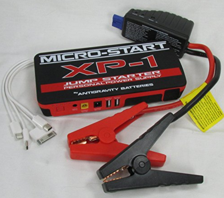 Antigravity XP-1 Micro-Start Personal Power Supply