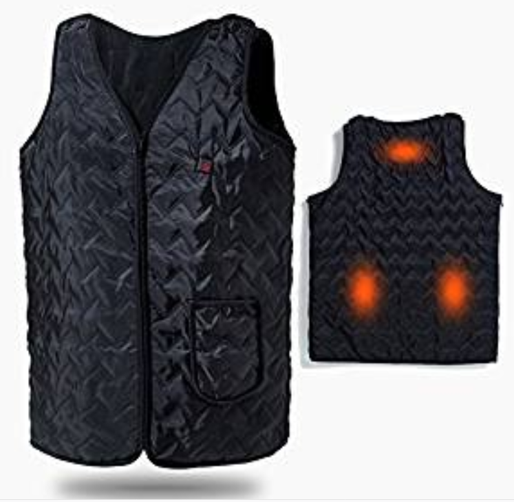 Vinmori Electric Heated Vest