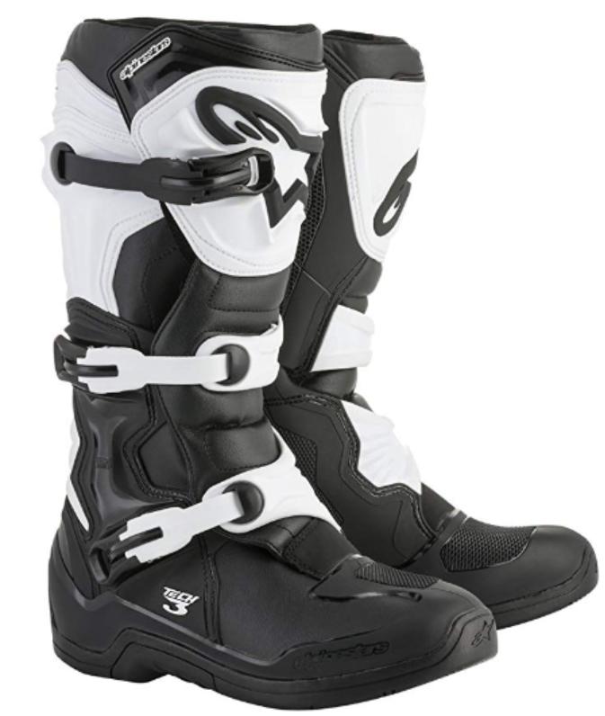Bottes tout terrain Alpinestars Tech 3 pour motocross