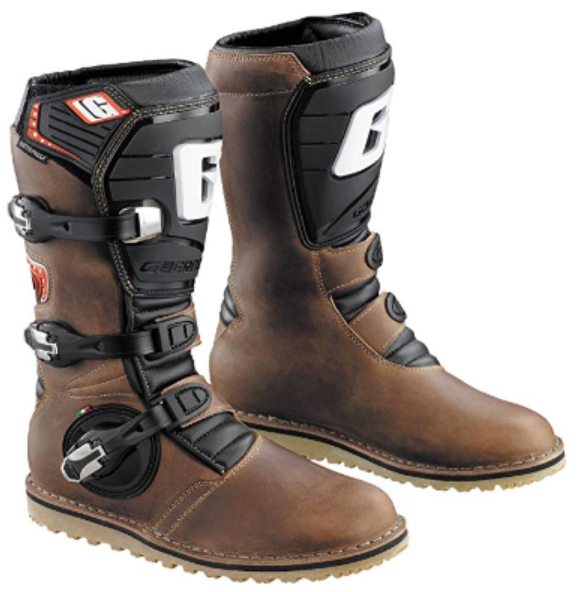 Gaerne Balance Oiled Adult Off-Road Motorcycle Boots