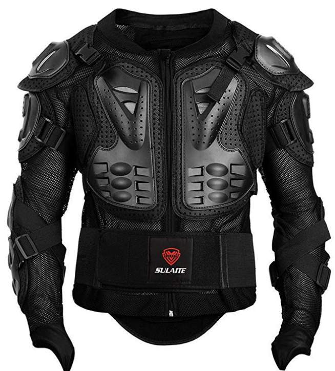 GuTe Motorcycle Protective Jacket