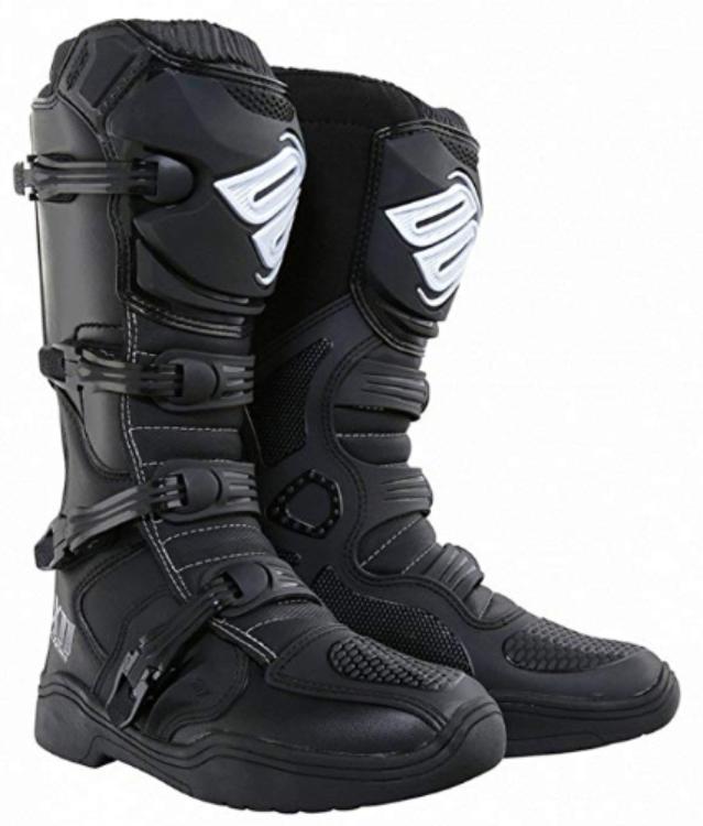 Shot X11 Bottes de moto tout terrain pour hommes