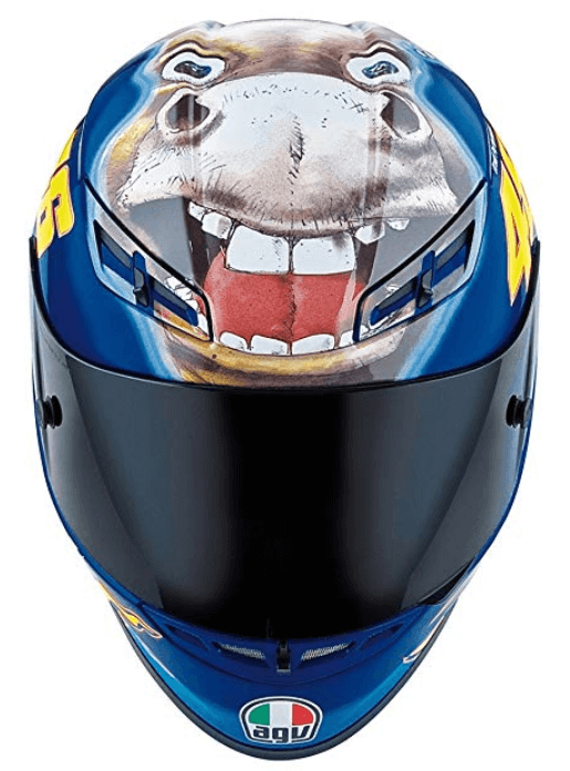 AGV K3 The Donkey Full Face Motorcycle Helmet