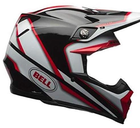 Bell Moto-9 Off Road Motorcycle Helmet