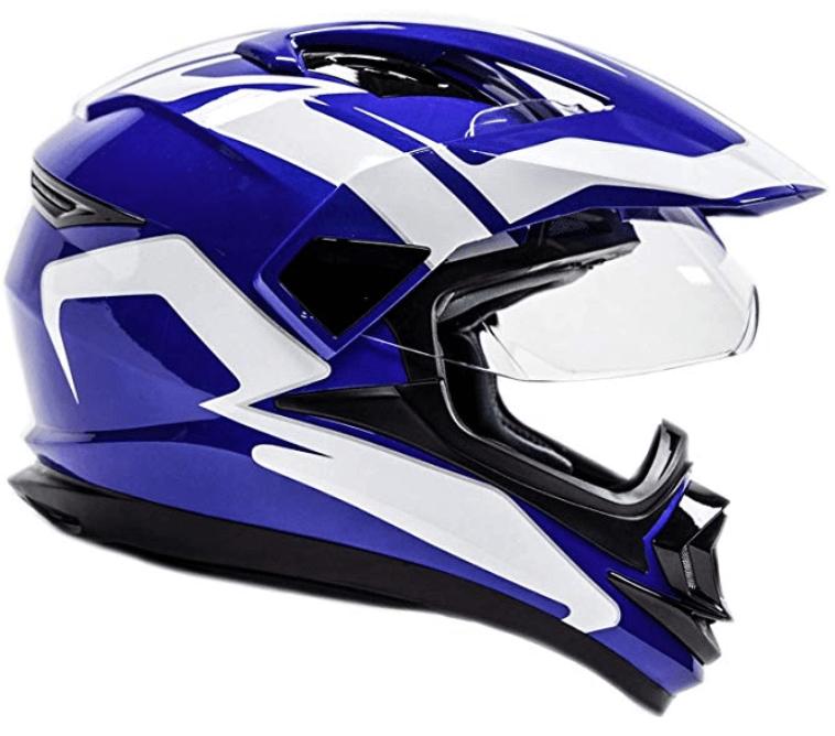 Full Face Dual Sport Helmet