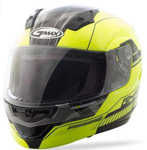 GMax MD04 Hi-Viz Yellow/Black