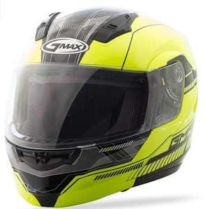 GMax MD04 Hi-Viz Yellow/Black