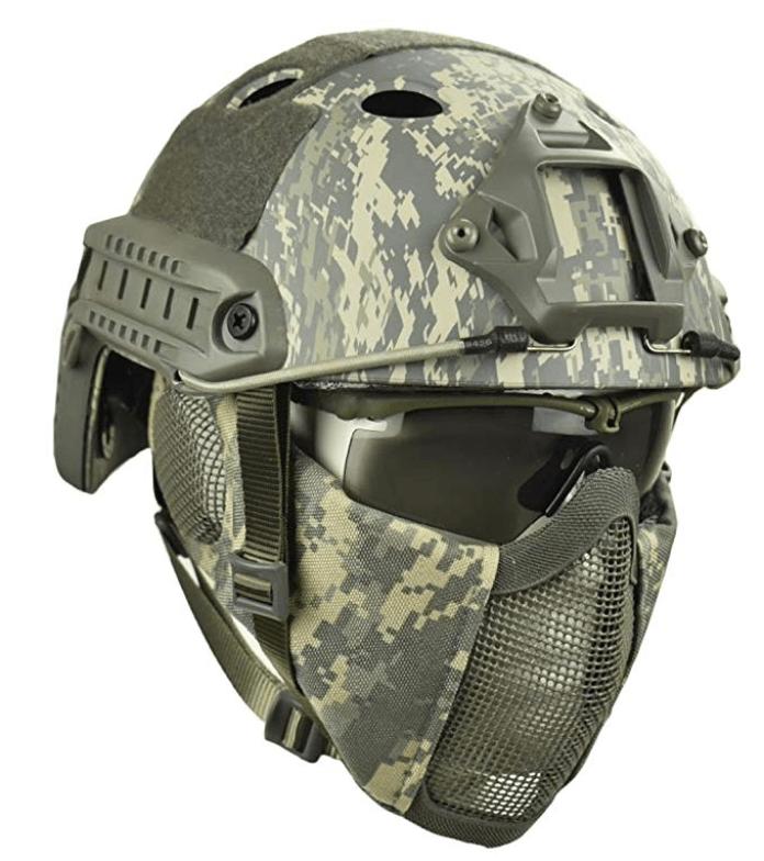 Jadedragon PJ Tactical Fast Helmet