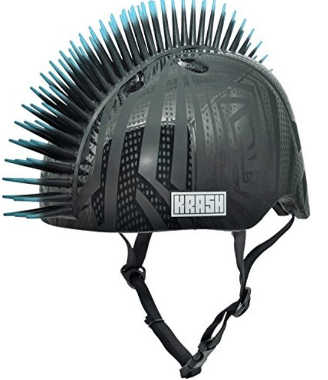 Krash Youth 8+ Mohawk Helmet