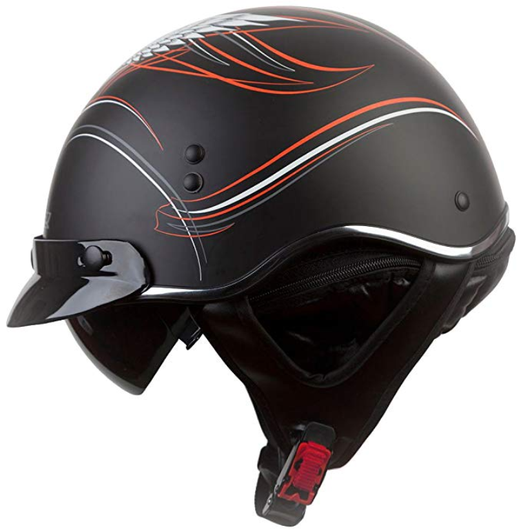 LS2 SC3 Helmet with Crazy Graphic