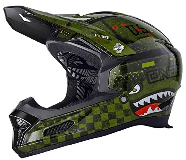 O'Neal Fury RL II Warhawk BMX